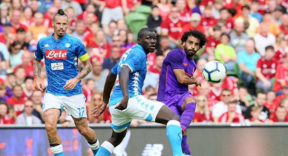 Hasil Liverpool vs Napoli Skor Akhir 5-0 [Club Friendly Match]
