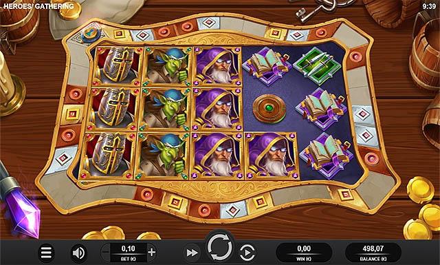 Ulasan Slot Relax Gaming Indonesia - Heroes Gathering Slot Online