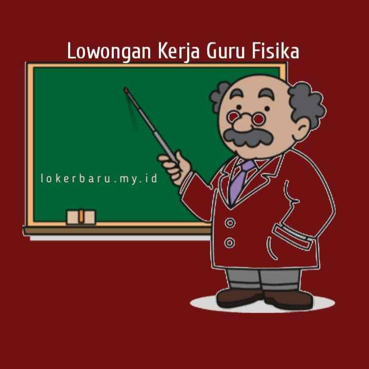 Lowongan Kerja Guru Fisika Sma Islam Al Mizan Surabaya