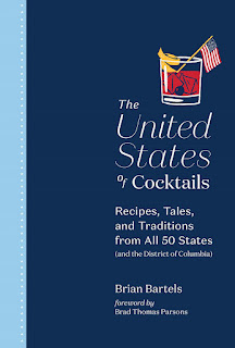 Review of The United States of Cocktails by Brian Bartels