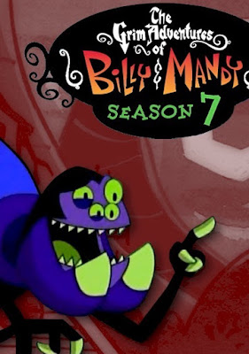 Billy y Mandy Temporada 7 TVRip Español Latino