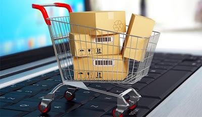 Comercio electrónico compras e-commerce