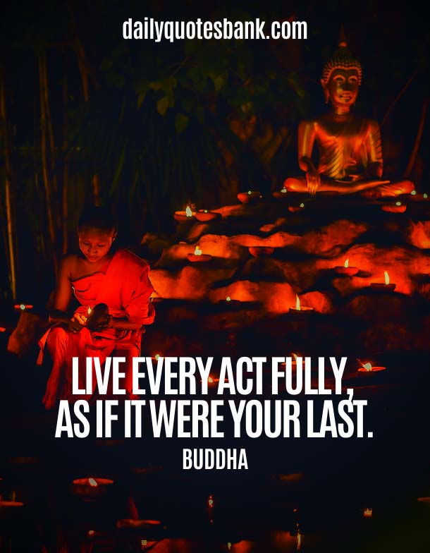 Buddha Quotes On Changing Yourself At Karma