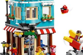 Lego, Mainan yang Mengasyikkan dan Bermanfaat untuk Si Kecil