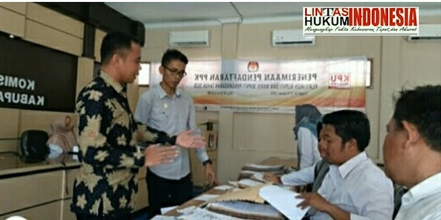 "KPU Kabupaten Pangandaran,""Dari 233 Orang Calon Anggota PPK Yang Dinyatakan Memenuhi Syarat Hanya 221 Orang"""