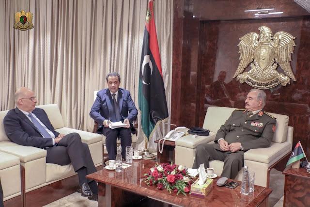 Επικίνδυνες για την ειρήνη οι συμφωνίες Τουρκίας - Λιβύης