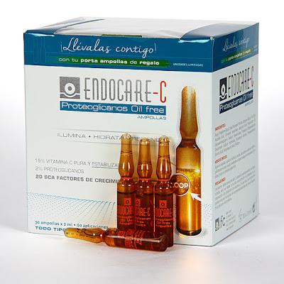 Endocare C 20 proteoglicanos oil free