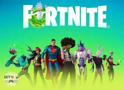 أولا لعبة Fortnite فورت نايت