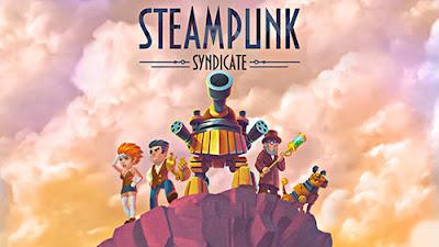 Steampunk Syndicate Apk Mod