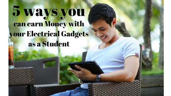 effects of electronic gadgets to students The researchers limited the study on the effects of social media to the respondents in relation to school work and evaluation through students' profile.