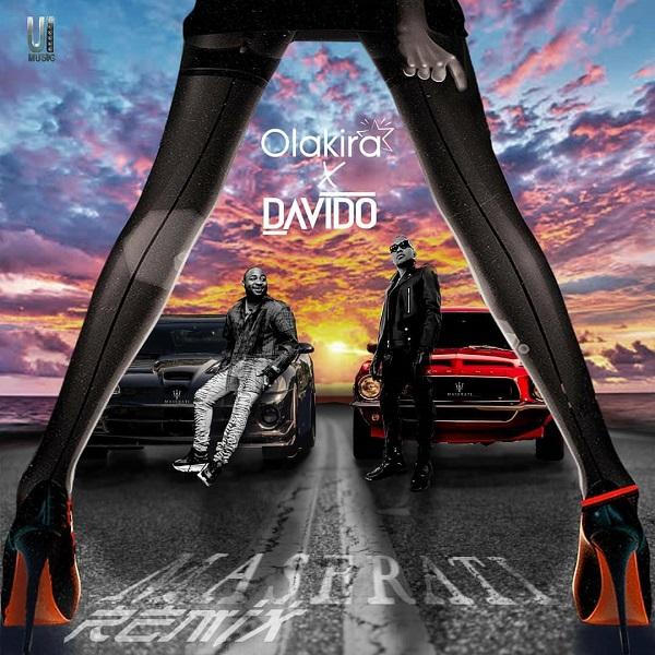 """[Audio + video] Olakira x Davido – """"Maserati Remix"""" #Arewapublisize"""