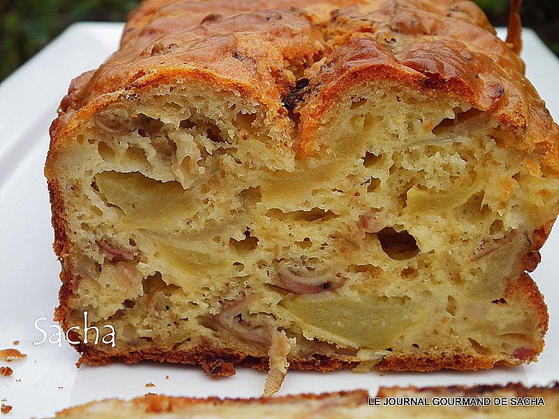 Cake Aux Pommes Cidre Revues Prima