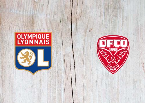 Olympique Lyonnais vs Dijon -Highlights 19 October 2019