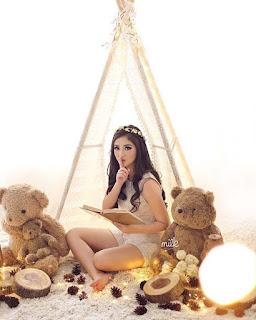 Foto Cantik Ranty Maria