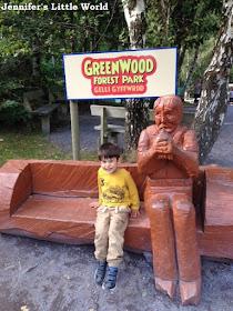 Greenwood Forest Park, Snowdonia