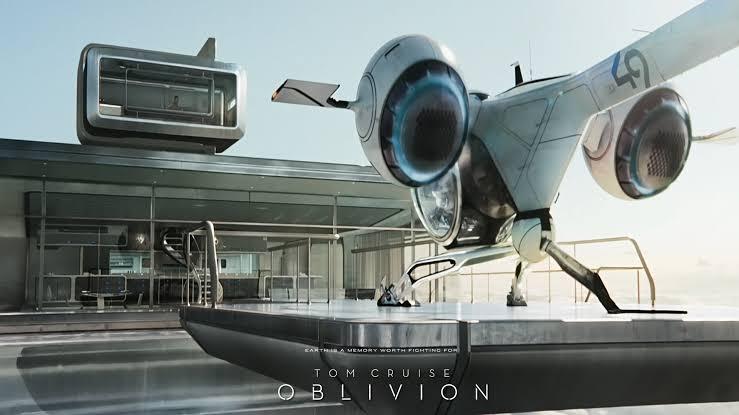 Film Oblivion, Perang Melawan Alien Selama 60 Tahun