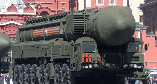 Resultado de imagem para Terceira Guerra Mundial: o que acontecerá se a Rússia decidir atacar