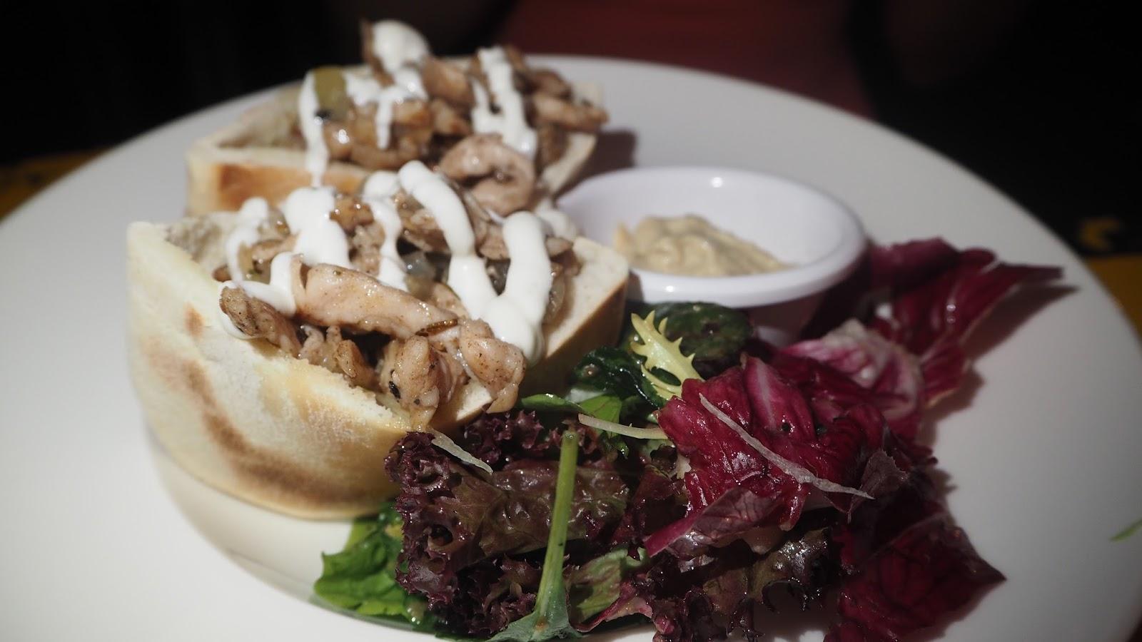 Food Review Blu Jaz Cafe Jthejon