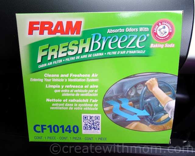 fram cabin filter