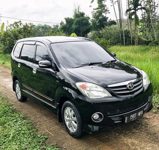 Harga Bekas Toyota Avanza Terbaru