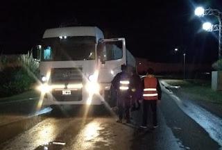 Refuerzan con controles más estrictos a transportistas en los accesos a Feliciano