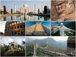 7 wonders of world