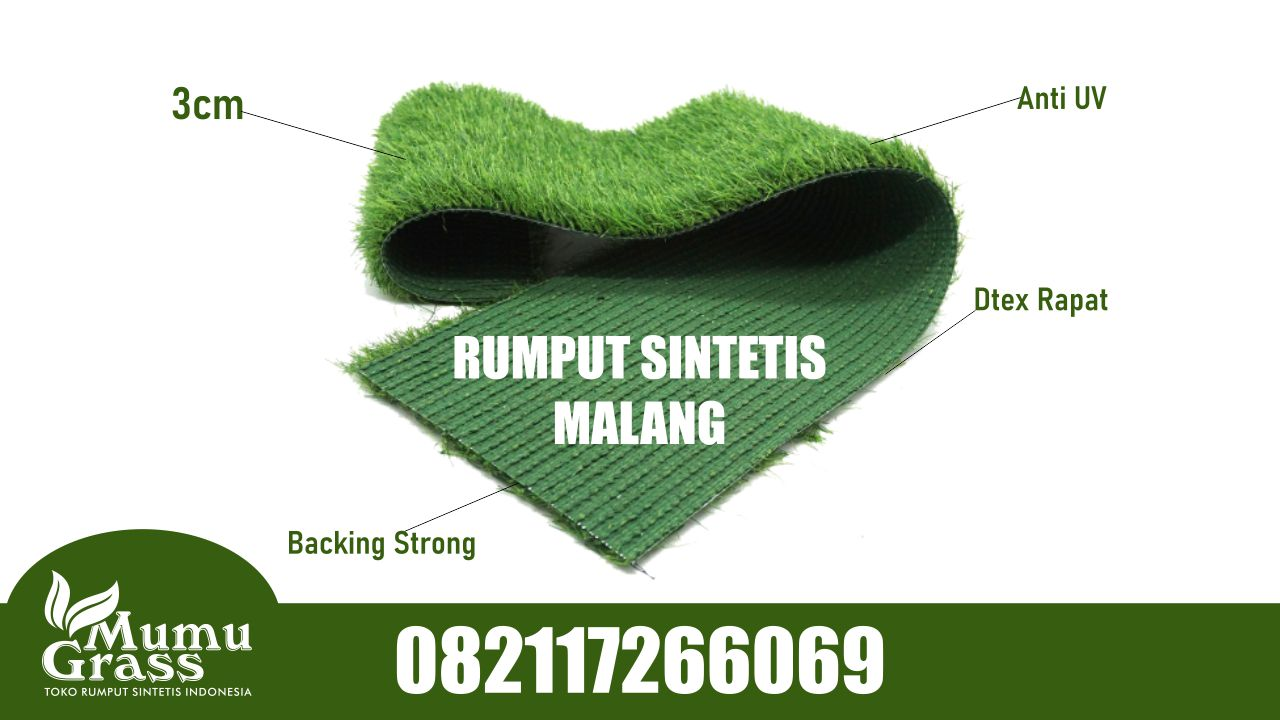 Harga Rumput Sintetis di Malang