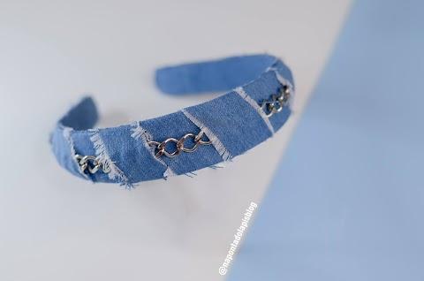 Arco de Calça Jeans [TUTORIAL] #dolixoeucrio