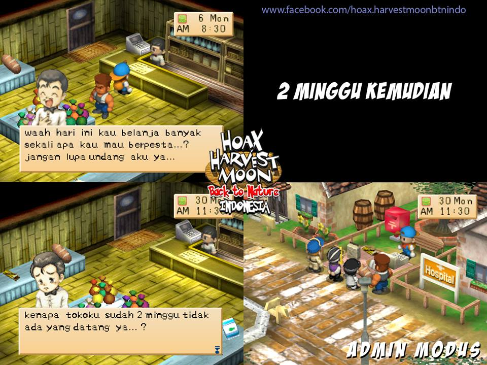 Imagenes De Download Harvest Moon Back To Nature Indonesia Apk