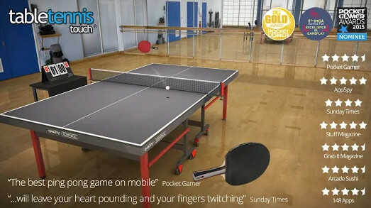 لعبة Table Tennis Touch