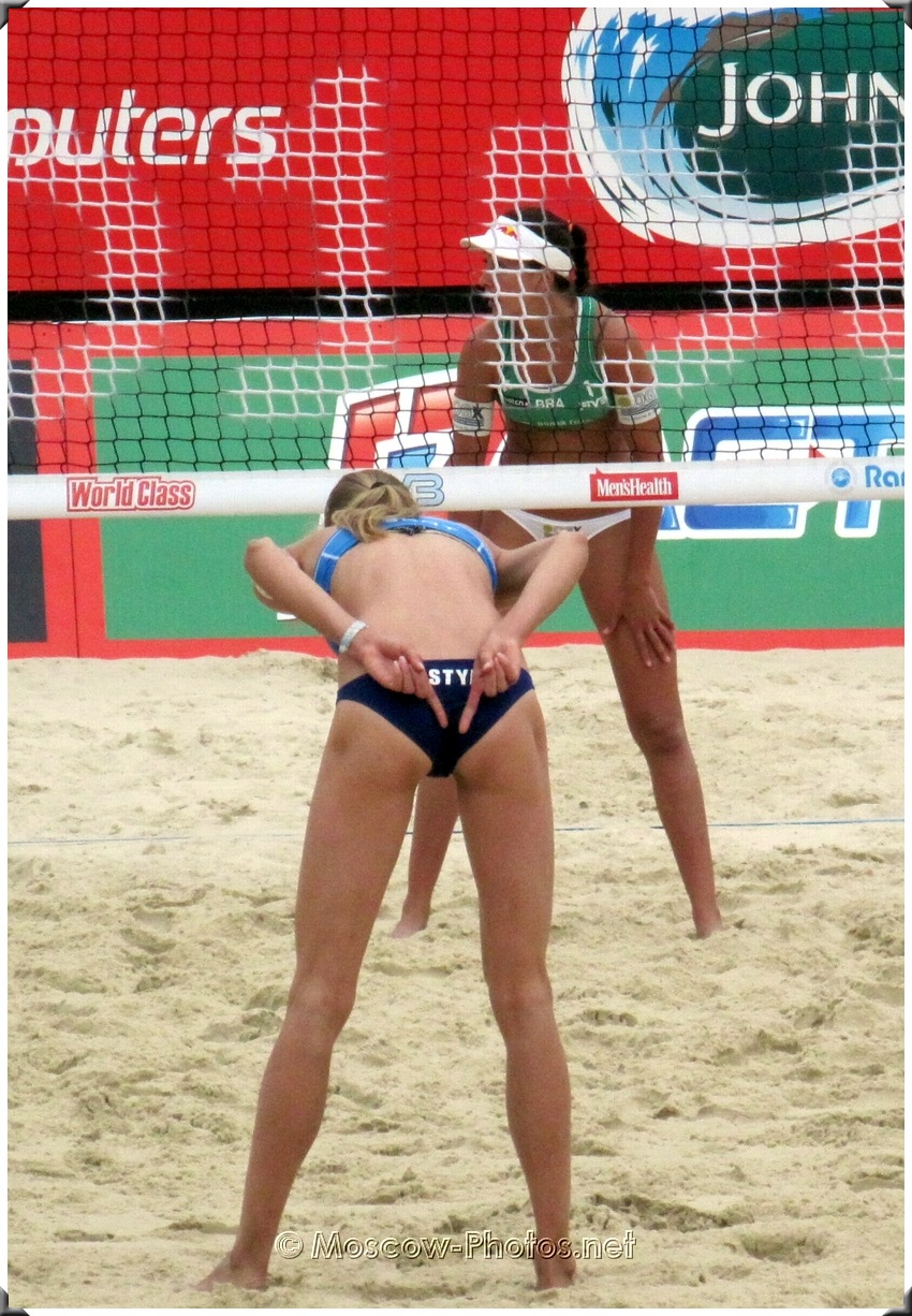 BEACH VOLLEYBALL ANTICIPATION