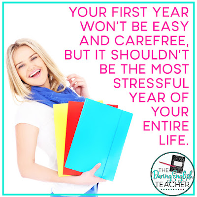 Congratulations! You've landed your first teaching job. Now what?
