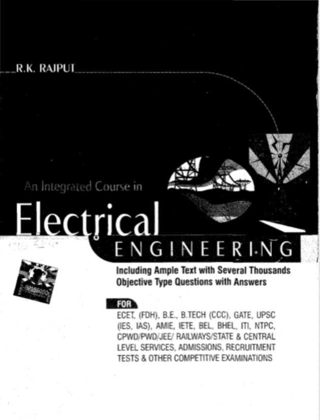 Electrical-Engineering-by-R-K-Rajput-For-All-Competitive-Exam-PDF-Book