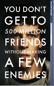 Poster Of Hollywood Film The Social Network (2010) In 300MB Compressed Size PC Movie Free Download At worldfree4u.com