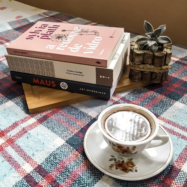 livros lidos em fevereiro