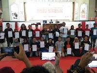 PPMI Tandatangani MoU di Kongres Nasional ke XV, LPM Sukma: Dukung Penolakan Represifitas Terhadap Pers Kampus