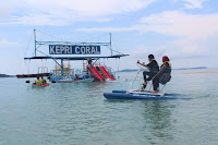 paket wisata tour kepri coral sago tour