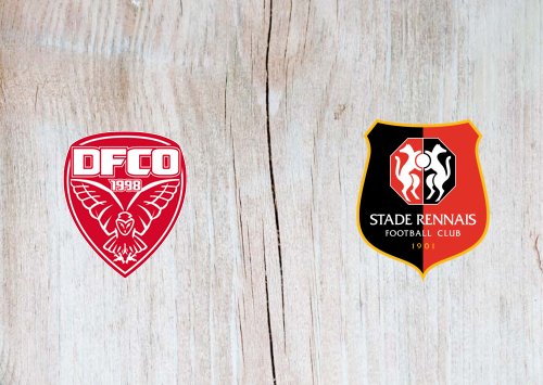 Dijon vs Rennes -Highlights 16 October 2020