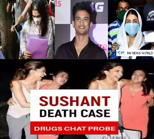 sushant-singh-rajput-death-case-rhea's-custody-extended-by-14-days,Deepika-Padukone