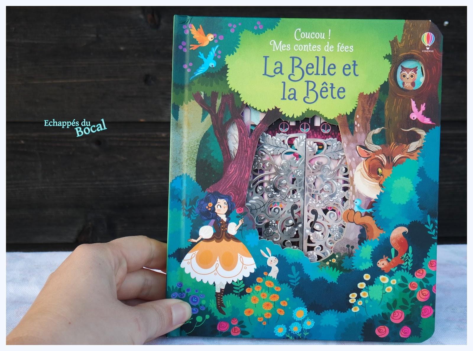 bbdcbb65527 Echappés du bocal  Coucou! mes contes de fées. De jolis illustrés ...