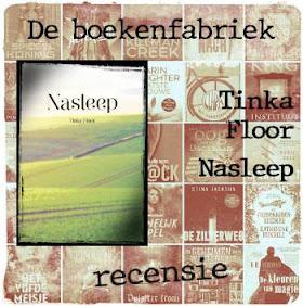 Recensie van Nasleep geschreven door Tinka Floor en uitgegeven bij BraveNewBooks