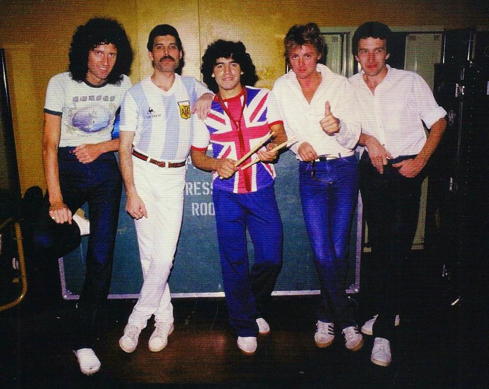 La bitácora de Queen: Queen en Argentina (1981)