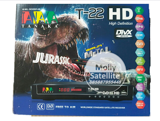 Cara program receiver tanaka t22 hd jurassic