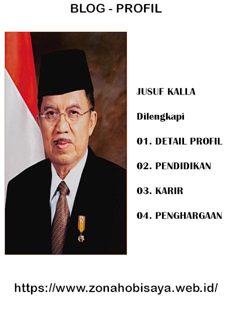 PROFIL : JUSUF KALLA