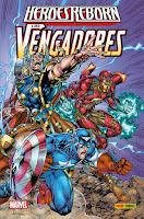 Heroes Reborn: Los Vengadores