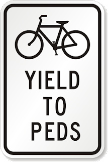 Yield to Peds Sign at roadtrafficsigns.com