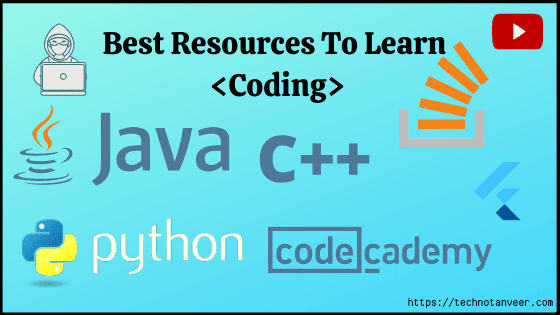 Best Resources to Learn Coding