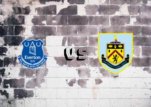 Everton vs Burnley  Resumen y Partido Completo