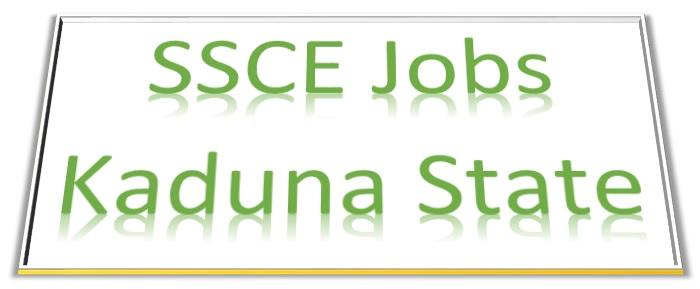 ssce-jobs-kaduna-state