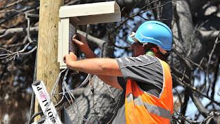 Όμιλος ΟΤΕ: αποκαθίστανται σταδιακά τα δίκτυα στις πυρόπληκτες περιοχές